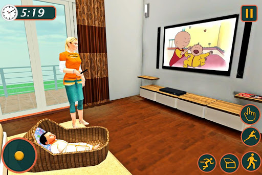 Nanny - Best Virtual Babysitter Game 1.1 screenshots 1