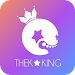 THEKKING - kpop idol, fandom, kdrama,  vote icon