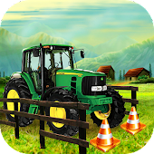 Farming Tractor Parking Games