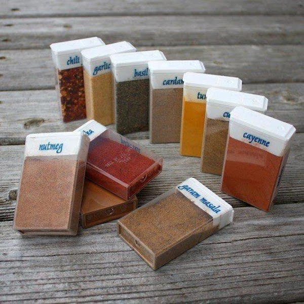 Tic Tac Spices Recipe
