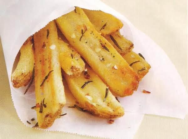 Garlic Herb Steak Fries (weight Watchers) Recipe