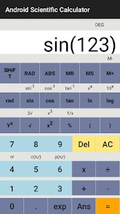 Scientific Calculator For Engineers - náhled