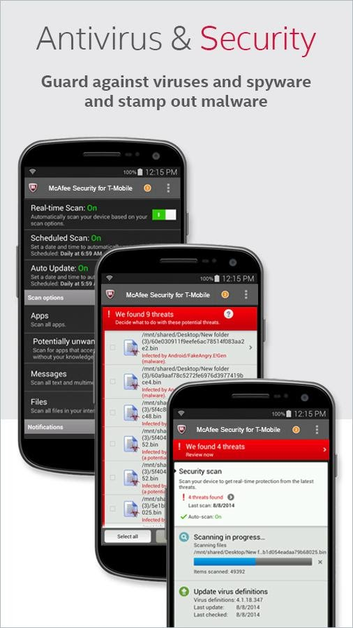 AUSTRALIA----- McSecure Mobile Security Now