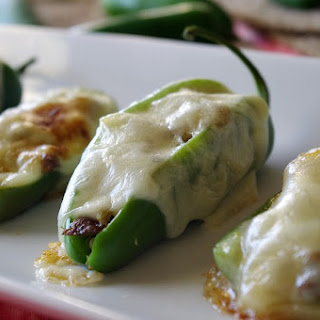 Philly Cheesesteak Stuffed Jalapeno Poppers