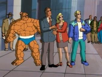 The Origin of the Fantastic Four Part 1