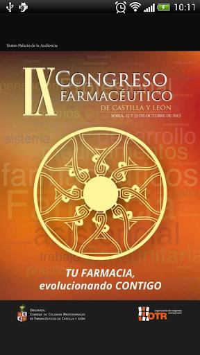 Congreso Farmacéutico CyL