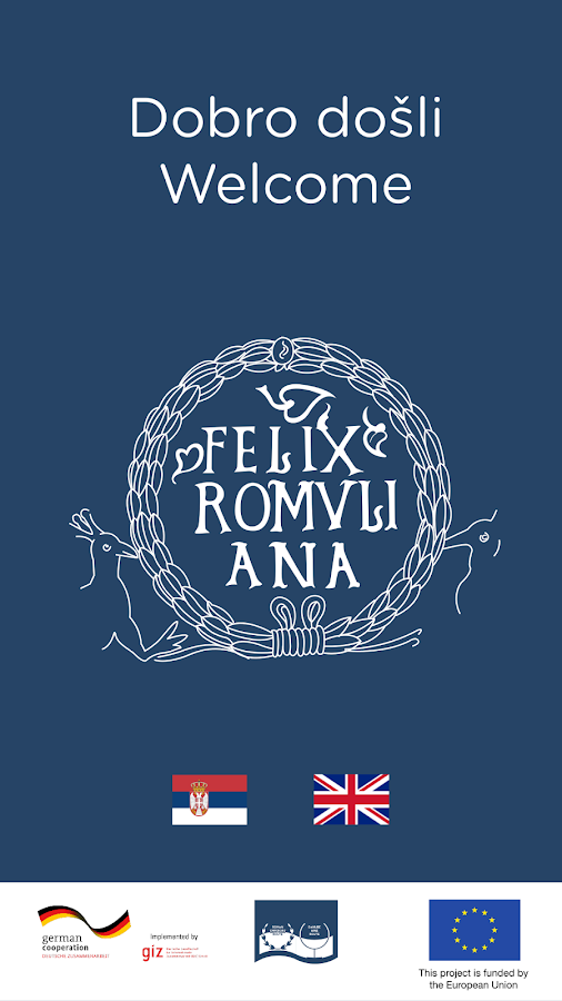 Felix Romuliana- screenshot