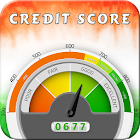 Credit Score Report, Loan icon