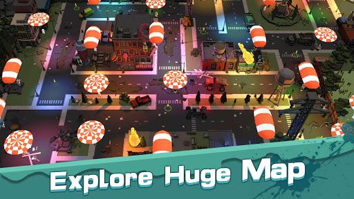 Télécharger Gratuit War Zombie:Arena APK MOD (Astuce) screenshots 5