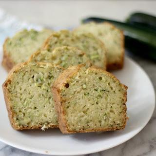 Traditional Zucchini Bread.