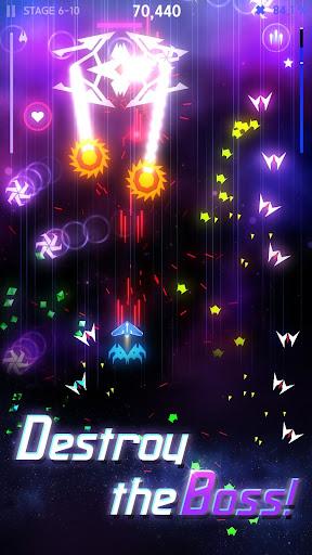 Cheat Space Wingmen : Stylish Arcade Shooting Mod Apk, Download Space Wingmen : Stylish Arcade Shooting Apk Mod 3