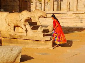 Photo: Inde-Hampi, Le temple de Vitthala