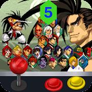 Code samurai shodown 5 arcade