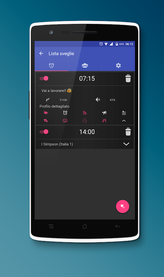 zZzAlarm | The Alarm Clock- screenshot