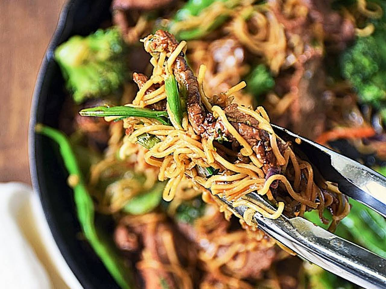 10 Best Beef Stir Fry Noodles Recipes Yummly