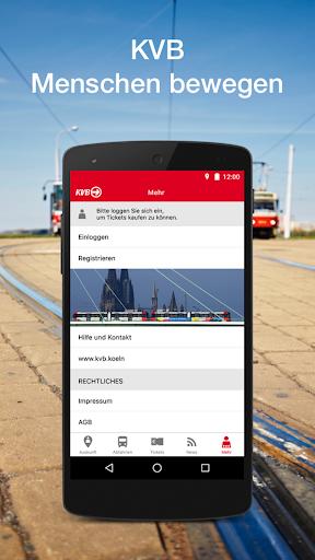 KVB-App 1.0.13 screenshots 3