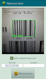 barcode stock quick finder screenshot 6