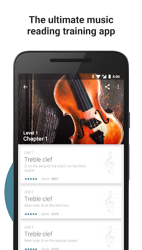 Complete Music Reading Trainer for Android - Download