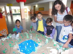 Photo: Projeto Animais - Turma da Tia Nete realiando uma visista aos zoológico