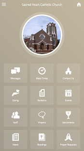 Sacred Heart Church - náhled