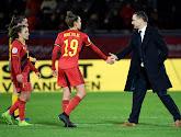 Une égalisation tardive qui n'aura pas suffi: défaite frustrante pour les Red Flames en Algarve
