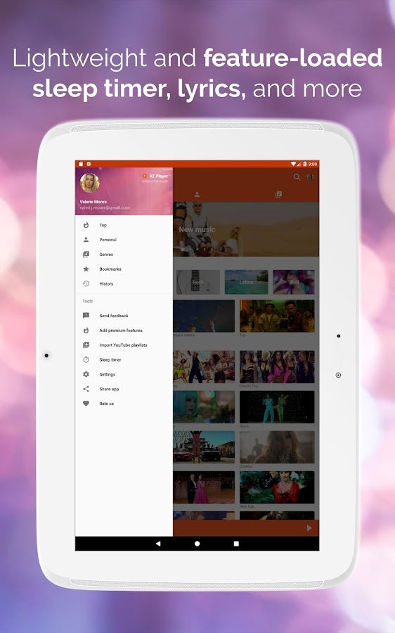 Free music player for youtube endless free songs android apps free music player for youtube endless free songs screenshot ccuart Image collections