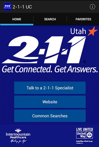 United Way of Utah County 211