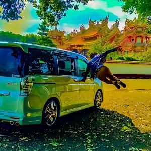 ステップワゴンスパーダ RK5 Zグレード 2013年式のカスタム事例画像 すがさんさんの2018年09月17日16:48の投稿