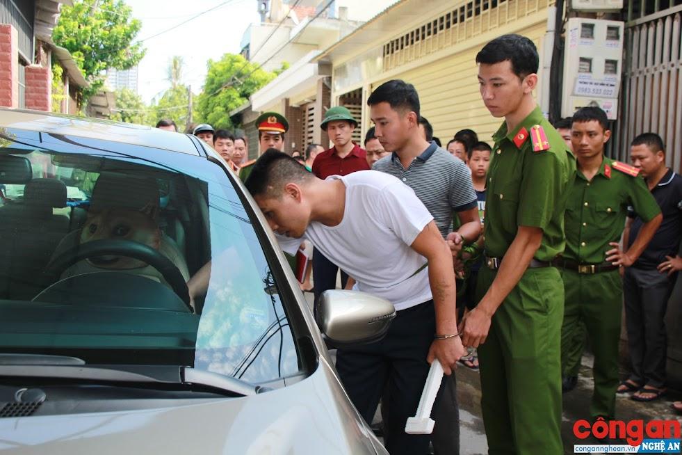 Với thủ đoạn tương tự nhóm này thực hiện tại một số phường như Hưng Phúc, Lê Lợi, TP Vinh