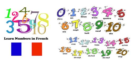 تعلم الأرقام باللغة الفرنسية التطبيقات على Google Play