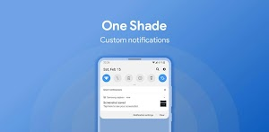 One Shade 18.1.5 - Custom Notifications And Quick Settings