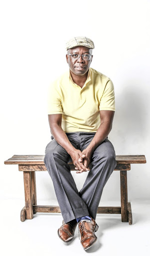 Lest we forget: Author and journalist Fred Khumalo provides a window into the conditions of black South African soldiers in the First World War. Picture: JOANNE OLIVIER