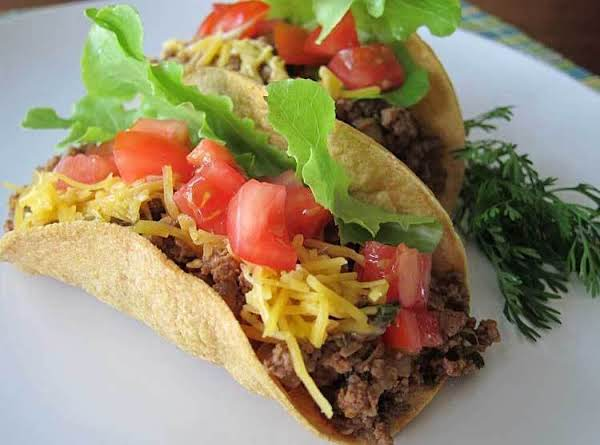 Crispy Taco Shells Recipe