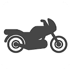 Motorcycle Weather icon