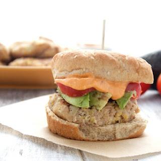 Skinny Tuna Burgers.