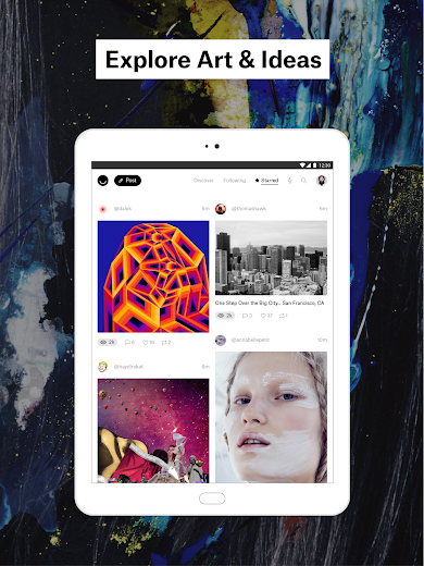 Screenshot 6 for Ello's Android app'