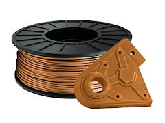 Metallic Bronze PRO Series PLA Filament - 2.85mm (1kg)
