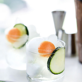 Cucumber Delight Cocktail.