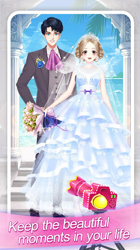 ud83dudc70ud83dudc92Anime Wedding Makeup - Perfect Bride  screenshots 14