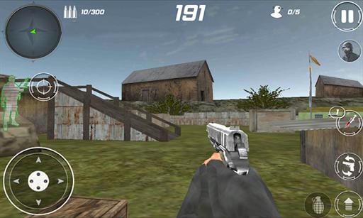 Counter Terrorist Attack 3D  screenshots 4