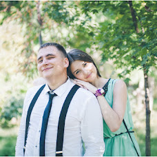 Wedding photographer Sergey Aslamov (PHOTOQSS). Photo of 06.10.2015