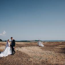 Wedding photographer Serezha Gricunik (mistero1gallery). Photo of 11.08.2017