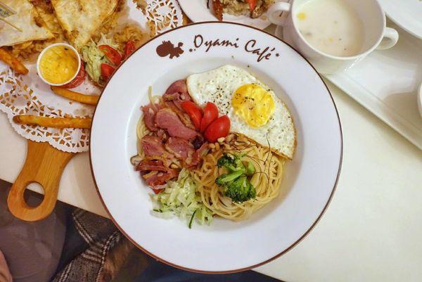 防疫最用心,就來Oyami / 西門町咖啡 / 防疫安心餐廳 / 免疫力養生餐 / 獨立空間用餐