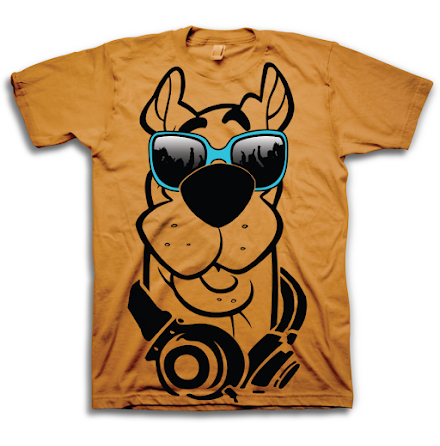 T-Shirt - Sunglasses
