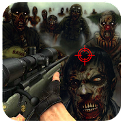 Sniper Modern Amry Counter Attack Zombie