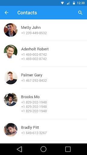 【免費通訊App】Messenger for Android™-APP點子