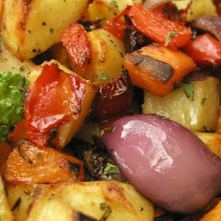 Pan Roasted Vegetables Recipes