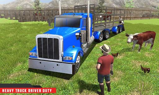 愤怒的动物卡车运输