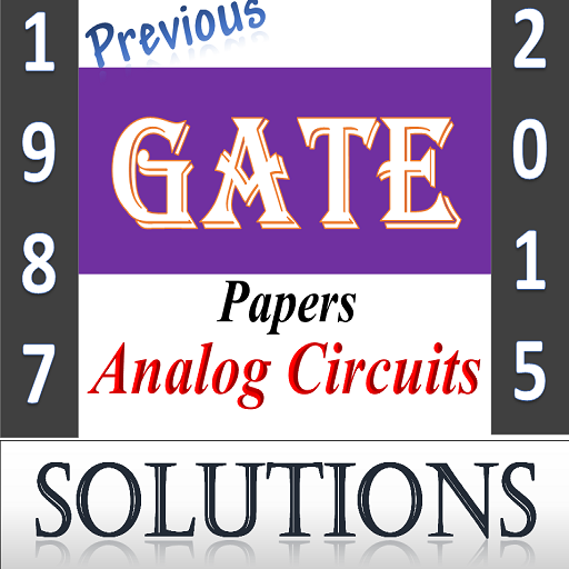 GATE Analog Solutions - ECE 教育 LOGO-玩APPs