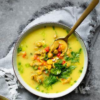 Turmeric Chicken Soup Recipes